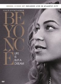 Cover Beyoncé - Life Is But A Dream [DVD]
